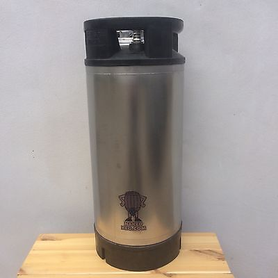 £80 • Buy AEB Corny Cornelius Beer Keg 19L Ball Lock Reconditioned From Naked Keg Homebrew