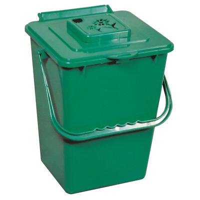 £18.70 • Buy ECO 2.4 Gal. Kitchen Compost Collector Organic Waste Recycling Container Bin