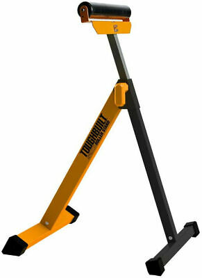 £17.60 • Buy TOUGHBUILT Roller Stand Work Support Carpenter Pipe Wood Level Saw Horse Folding
