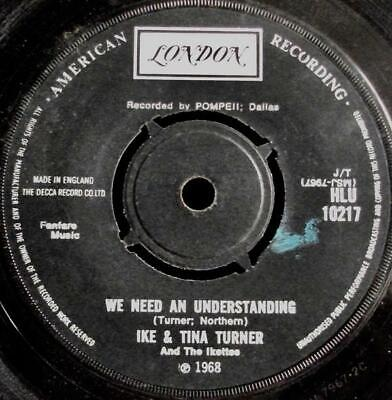 Ike & Tina Turner And The Ikettes - We Need An Understanding • 3.80£