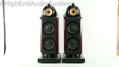 $ CDN15078.60 • Buy Bowers And Wilkins B&W Signature 800 Floorstanding Speakers - Rosewood