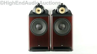 $ CDN12559.21 • Buy Bowers And Wilkins B&W Nautilus 801  Speakers  Studio Monitors - Original Boxes