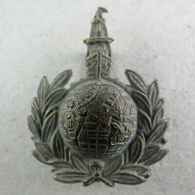 Military Cap Badge The Royal Marines Labour Corps • 6.50£