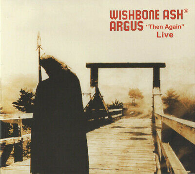 £9.95 • Buy Wishbone Ash - Argus  Then Again  Live (2008)  CD  NEW/SAEALED  SPEEDYPOST