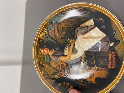 $ CDN15.04 • Buy Norman Rockwell's Rediscovered Women Collectible Plate.