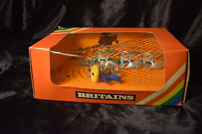 £28 • Buy Britains Ploughs Ref 9546 New Old Stock. 1970s