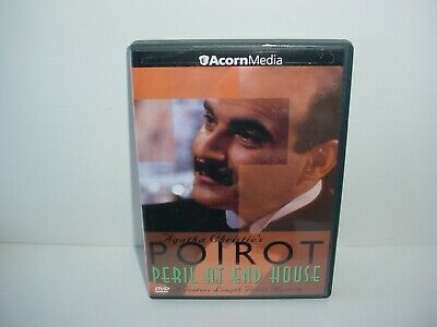Poirot - Peril At End House (DVD, 2001) • 10.72£