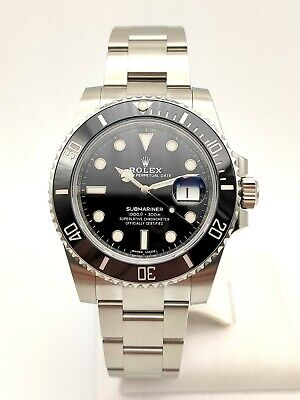 $ CDN21204.04 • Buy New Rolex Submariner Date 40mm 116610LN W Box/Papers