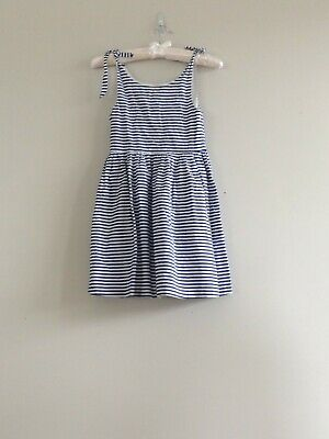 AU20 • Buy Country Road Blue And White Striped Size 8 Dress GC