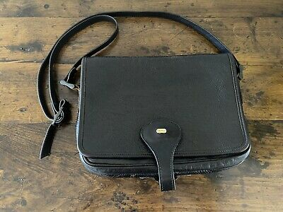 AU54 • Buy VINTAGE OROTON ITALIAN LEATHER HANDBAG. Shoulder Or Crossbody