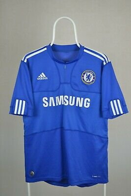 Chelsea London 2009/2010 Home Shirt Size M Medium Jersey Maglia • 19.99£
