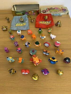 £5.99 • Buy Moshi Monsters Series, Toy Bundle Inc Gold, Rare, X2 Collector's Bags, Tin.