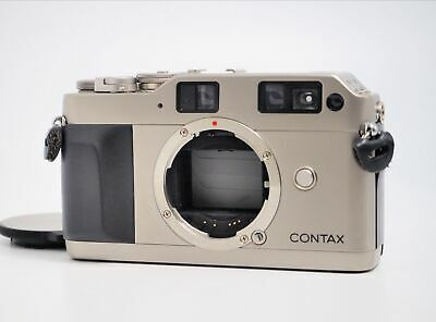 $ CDN379.79 • Buy [Near MINT] Contax G1 Green Label Rangefinder Film Camera 35mm From JAPAN