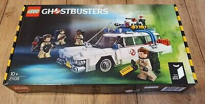 LEGO Ideas Ghostbusters Ecto-1 (21108) New And Unopened Box • 45.74£