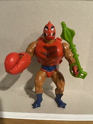 $10 • Buy Clawful 80s Vintage MOTU Masters Of The Universe Mattel Complete Tight Joints