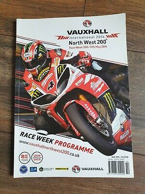 £14.99 • Buy British Superbikes International North West 200 Official Programme May 2014