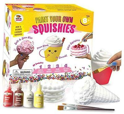 AU39.62 • Buy  Arts And Crafts For Girls. DIY Dessert Paint Your Own Dessert Squishy