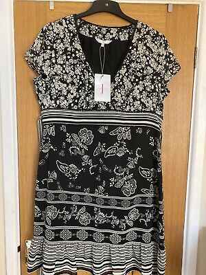 Ladies Size 18 LovelyJasper Conran Long Line Top/Short Dress New With Tags • 5£