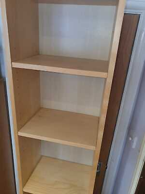 Ikea Billy Bookcase Birch Collect Hayes Kent • 5£
