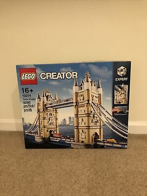 LEGO Creator Tower Bridge (10214) - BNIB Brand New In Sealed Box • 275£