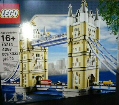 LEGO Creator Expert Tower Bridge (10214) New/Sealed • 299.99£