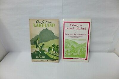 Vintage Lakeland Lake District Books Guides, 1976 And 1964 • 2.50£