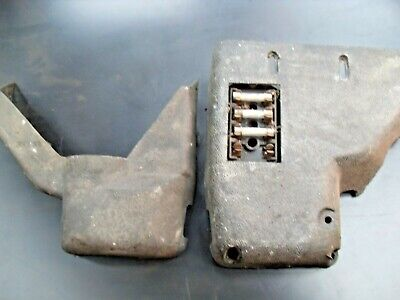 Land Rover Series 3 Cover For Ignition Switch, Indicator And Fuse Box 88 109 • 39£