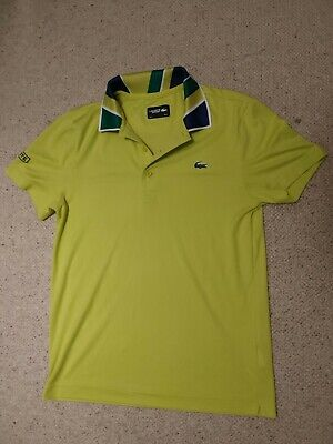 Lacoste Mens Polo Shirt, Size Small VGC • 4.10£