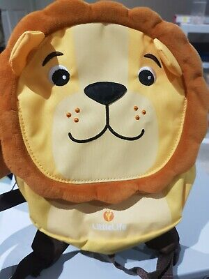 LittleLife Lion Toddler Backpack With Safety Rein  • 9.99£