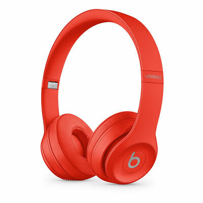 $ CDN123.88 • Buy Apple Beats Solo3 Wireless Headphones - PRODUCT RED Special Edition