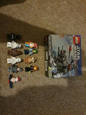 Lego Star Wars Set 75075, Collection Of Minifigures And Small Amount Of Spare... • 10£