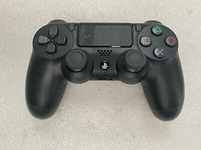 AU38 • Buy Sony PS4 Controller Black CUH-ZCT2E Genuine Playstation Used Controller