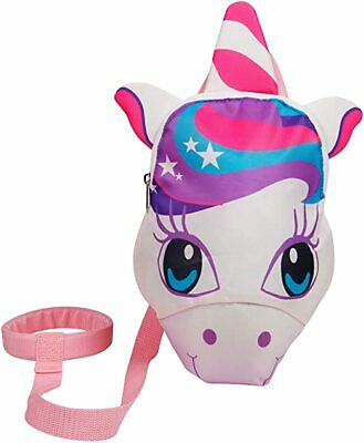 Brand New With Tags Unicorn Backpack With Reins • 7.50£