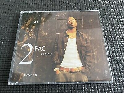 2Pac So Many Tears Cd Single Tupac • 12.97£