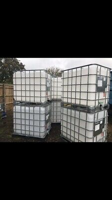 1000 Litre IBC Storage Container Tank • 50£