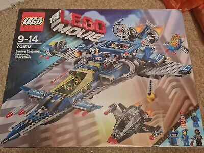 LEGO Movie 70816 - Benny's Spaceship - 100% Complete With Box  • 29.99£
