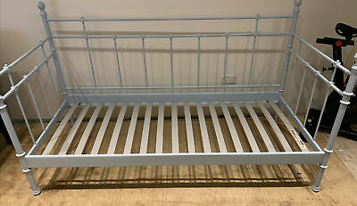 Ikea Pale Blue Tromsnes Metal Daybed • 30£