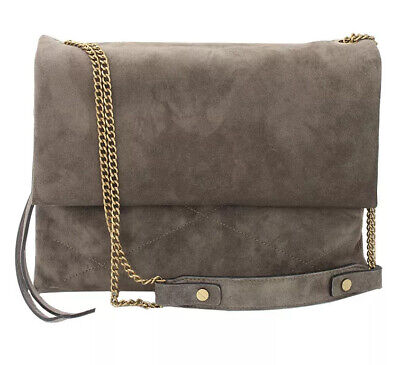 Lanvin Sugar Bag In A Fabulous & Chic Grey Suede • 649£