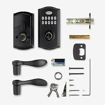 $ CDN110.14 • Buy Kwikset SmartCode 955 Keypad Electronic Lever Door Lock Deadbolt Alternative In