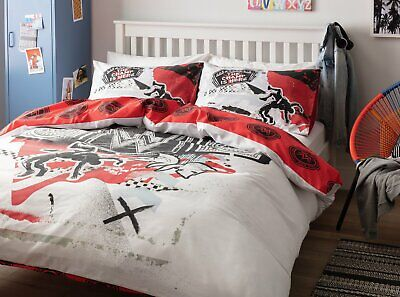 £20 • Buy WWE Champions Red And Black Bedding Set - Single