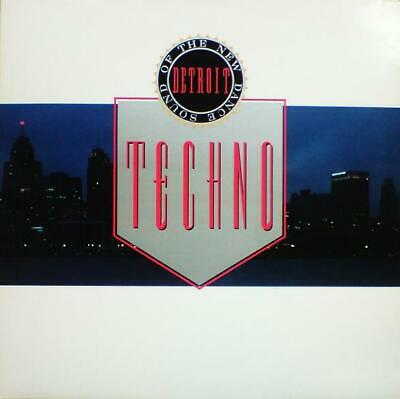 Various - Techno! (The New Dance Sound Of Detroit) • 22£