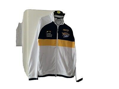 Mens Rugby Top Leeds Rhinos Size L • 20£