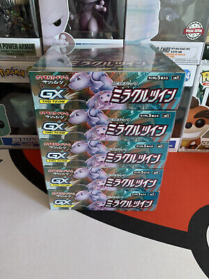 AU110 • Buy Pokemon Card Miracle Twin Booster Box (Japanese)