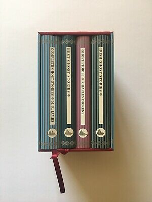 £38 • Buy A Boxful Of Ghosts Collector's Library, Rare Collectible / Dickens ,James 1st Ed