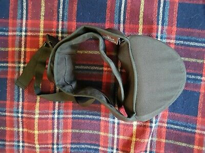 Hippychick Black Hipseat In Box For 6mth-3 Yr Old Child In Good Used Condition • 5£