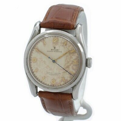 $ CDN1641.38 • Buy Vintage Rolex Oyster Perpetual Chronometer 5018 34mm W/ Papers - Nr #10183