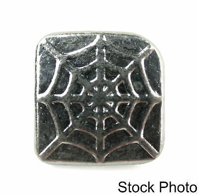 Yeager Poured Silver YPS Spiderweb 1 Oz .999 Fine Silver Bar Ingot • 35.05£