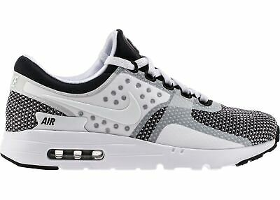 $350 • Buy Nike Air Max Zero Essential Black White Wolf Grey Men's Sneakers Shoes Size 14