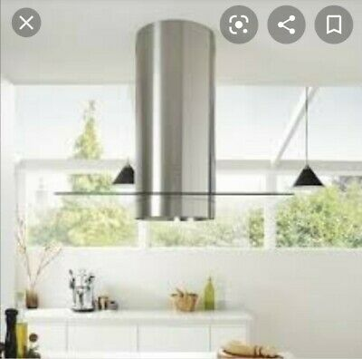 Lamona Stainless Chimney Extractor/cooker Hood Extractor • 40£