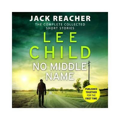 No Middle Name By Lee Child (author) • 16.38£